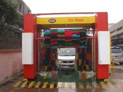 Automated Car Washing Plant