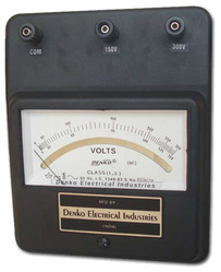 Portable Voltmeters