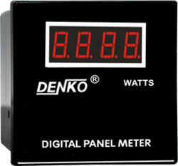 Digital Watt Meters