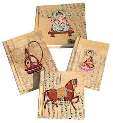 Ethnic Indian Printed Note Pads