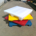 Roto Moulded Plastic Pallets