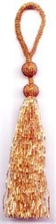 Beaded Tassel BT19