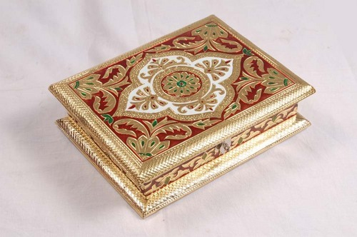 Handicrafted Dry Fruit Boxes