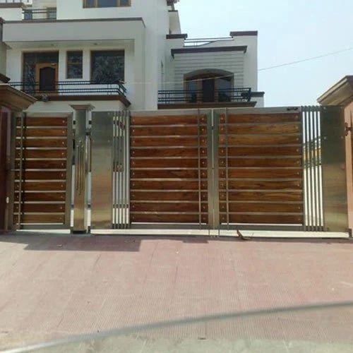 Designer Steel Gate Steel Gates Industrial Area