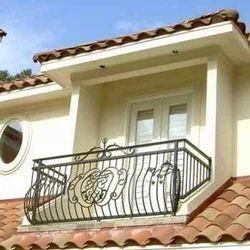 Balcony grills in vadodara gujarat india indiamart - Box grill designs balcony ...