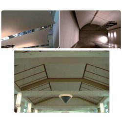 Stretch SLS Ceiling Panels