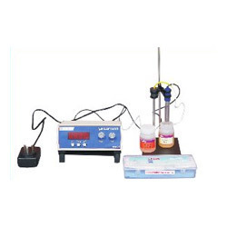 Digital PH Meter & Automatic Rh Indicators