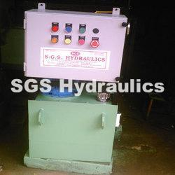 Electrical Panel Box With Power