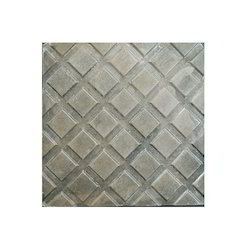 Cement Reflective Chequered Tiles
