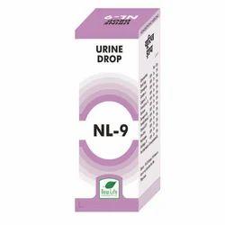 Urine Drop