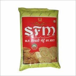 1 Kg Wheat Atta Packing Bags