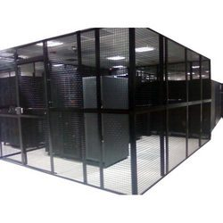 Internet Data Center Cages