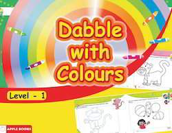 Dabbles with Colors Level 1 Books