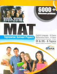 MAT Topicwise Solved Papers 1997-2010