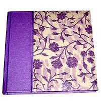 Glitter Paper Cover Note Book