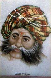 Lohar+Turban+Painting
