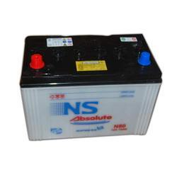 NS Dry Charged Batteries