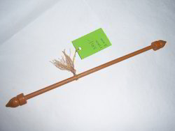 Wooden Scroll Rods for Wedding Invtiation Designers