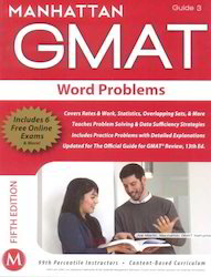 Manhattan GMAT Word Problems