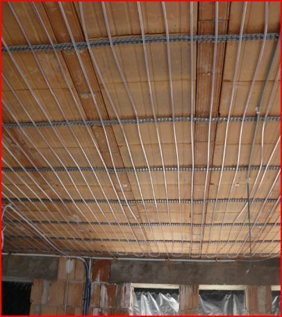 Radiant Heating System Ceiling Heating System