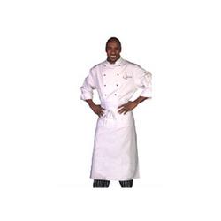 Chef Uniform White