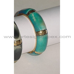 Colored Bone Bangle