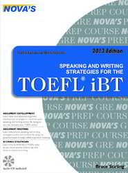 Nova Speaking And Writing Strategies For The Toefl IBT