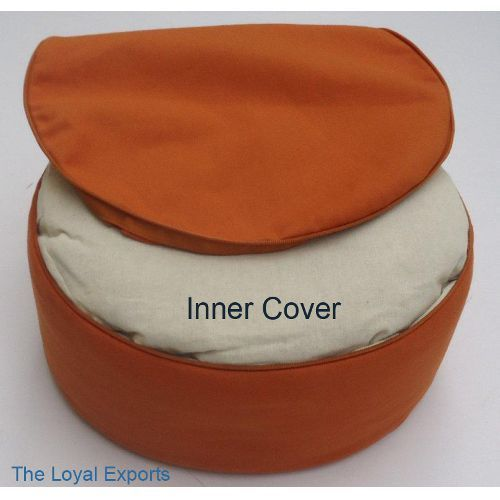 Meditation Cushion with Inner Cover