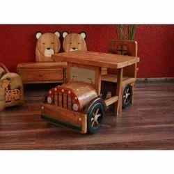 Wooden+Car+Desk