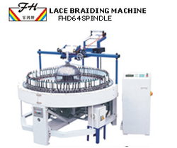 Lace Braiding Machine