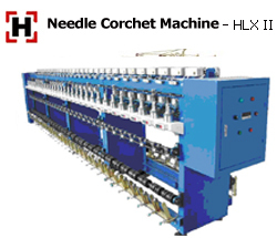 Needle Conchet Machine
