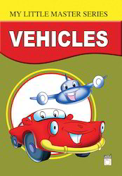 Child Vehicles books