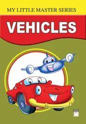 Child Vehicles Books