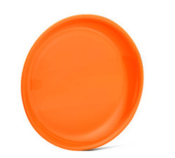 La Carte Round Dinner Plate