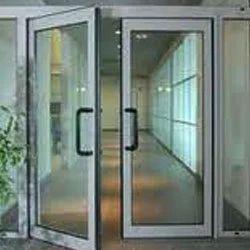 Aluminum Amp Glass Products Aluminium Partition Doors