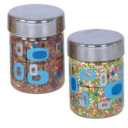 PET Storage Jars