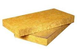Resin Bonded Rockwool Slabs