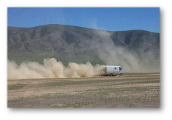 Haul Road Dust Suppressant