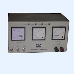 Battery Charger with Meter