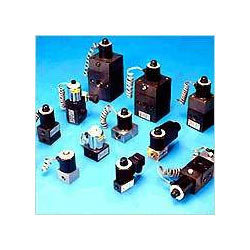 Three-Way Solenoid Valves (3/2 Way Type)