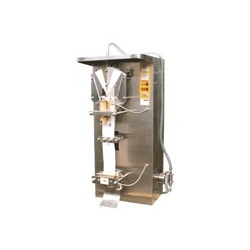 Milk And Water Packing Machines