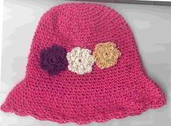 Crocheted Cap C03