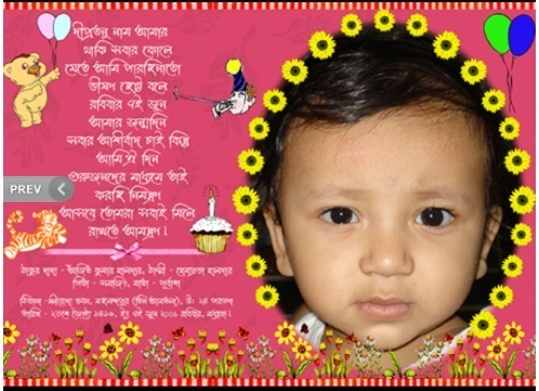 Invitation Matter For Birthday Party In Hindi – Wedding Invitation Ideas