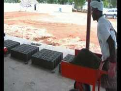 Pavers Block Manufacturing Unit