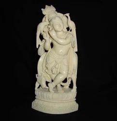 Resin Krishna Statue