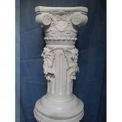 Marble Pillar ( S-4 )