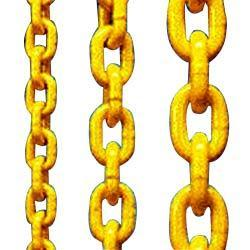 Alloy Steel Chains (Grade 80)
