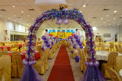 Wedding Hall Decoration Service