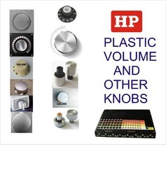Plastic Volume Knobs