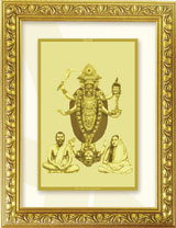Goddess Kali Photoframes